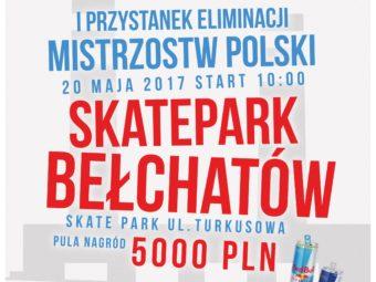 I Przystanek Mistrzostw Polski – Bełchatów