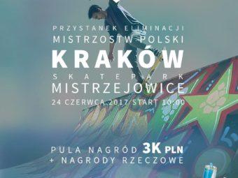 IV Przystanek Eliminacji Mistrzostw Polski – KRAKÓW
