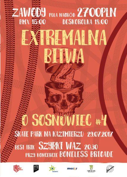Extremalna Bitwa o Sosnowiec #4