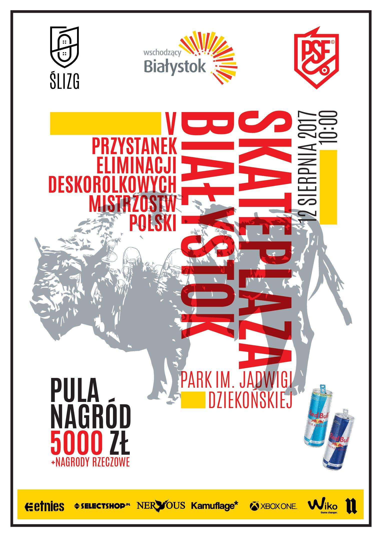 Białystok z przystankiem PSF