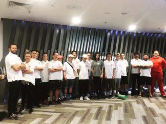 Zgrupowanie U23 we Wrocławiu